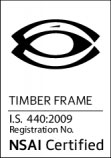 NSAI Modeco Timber Frame