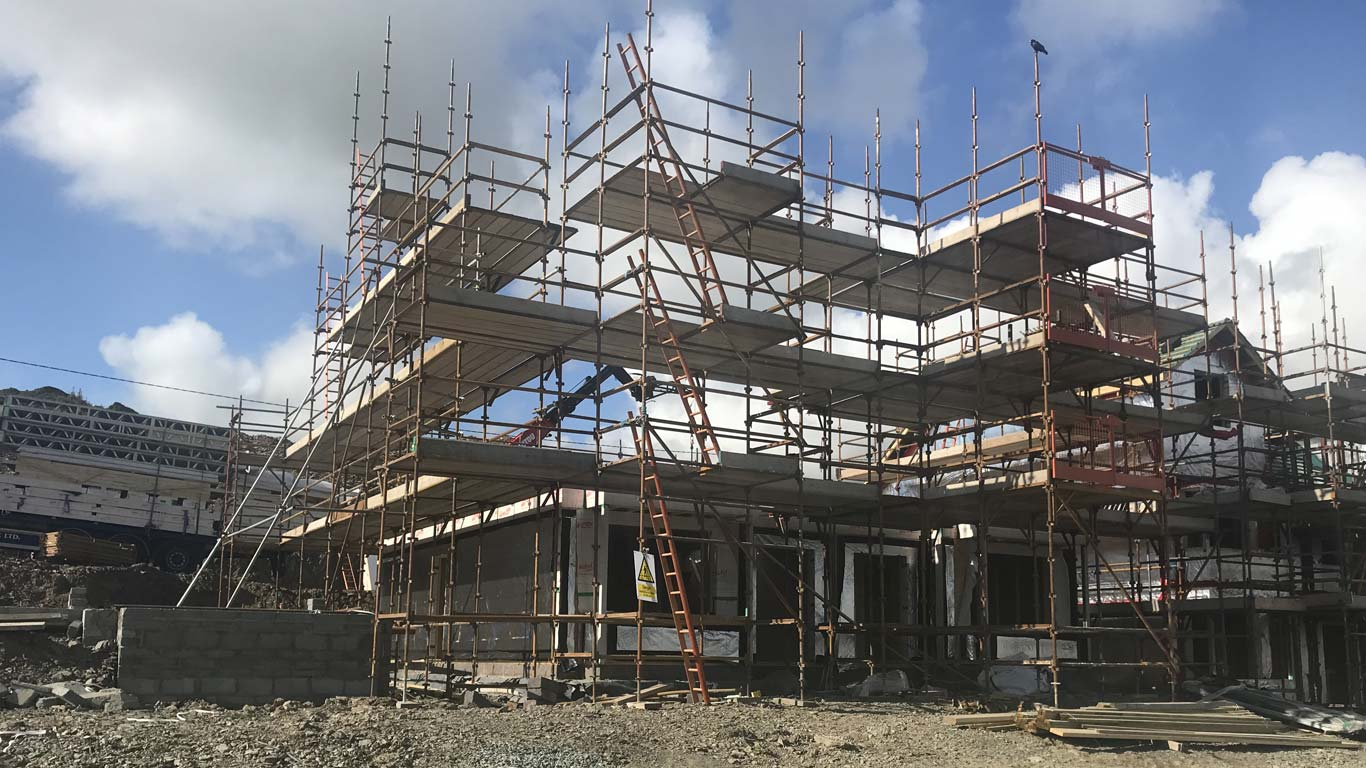 timber frame construction Ireland